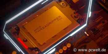 AMD: Vier neue Threadripper Pro mit bis zu 64 Kernen - PC-WELT