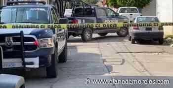 Asesinan de un balazo en el cuello a un hombre en Jiutepec - Diario de Morelos