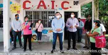 Apuestan por tanque elevado para El Porvenir, en Jiutepec - Diario de Morelos