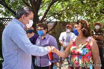 Anuncia alcalde de Jiutepec inversión hídrica a favor de ocho mil habitantes - Unión de Morelos