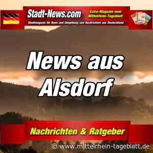 """Stadt Alsdorf - Bürgermeister Alfred Sonders würdigt das Engagement von Ullrich Deinert mit """"Silbertaler"""" - Mittelrhein Tageblatt"""