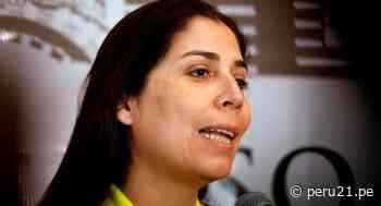 """Úrsula Letona: """"Creo que hubo errores de ambos lados en debate del proyecto de adelanto de elecciones"""" - Diario Perú21"""