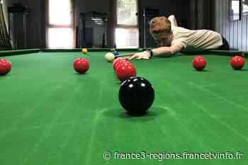 Saint-Avold : Brian Ochoiski aux championnats du monde de snooker - France 3 Régions