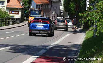 Wo Radfahren sicherer werden soll - myheimat.de