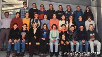 Lillers : 23 ans après, des anciens de Léo-Lagrange se réunissent pour refaire leur photo de classe - La Voix du Nord