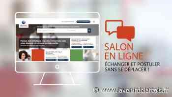Lillers : un e-salon pour faire la promotion de l'alternance - L'Avenir de l'Artois