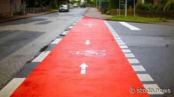 Kleiner Schritt in Richtung Sicherheit für Fahrradfahrer in Stockelsdorf - Stodo News