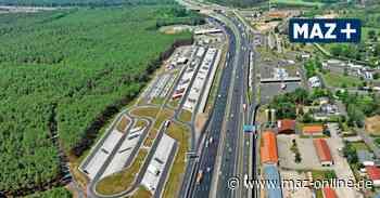 Brandenburgs leisester Autobahnabschnitt ist fertig: Der A-10-Ausbau hatte es in sich und das Zeug, berühmt zu werden - Märkische Allgemeine Zeitung