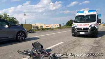 Ciclista investito e ucciso a Casteggio - La Provincia Pavese