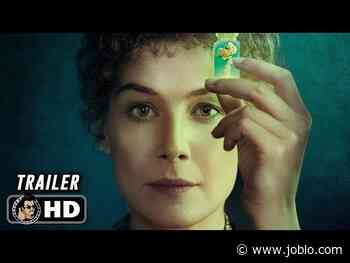 RADIOACTIVE Official Trailer (HD) Rosamund Pike - JoBlo.com