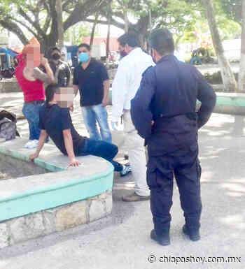 Fortalece FGE Operativo Antipandillas en Palenque - ChiapasHoy
