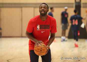 Wizney World Blog: Wizards play full court 5-on-5 for first time since March