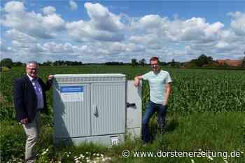 Raesfeld ist jetzt flächendeckend mit schnellem Internet versorgt - Dorstener Zeitung