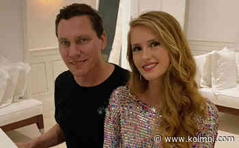 DJ Tiesto Kisses Her Wife's Baby Bump In His Latest Instagram Pic & It's Too Adorable - Koimoi