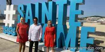 De meilleurs chiffres pour la fréquentation touristique à Sainte-Maxime - Var-Matin