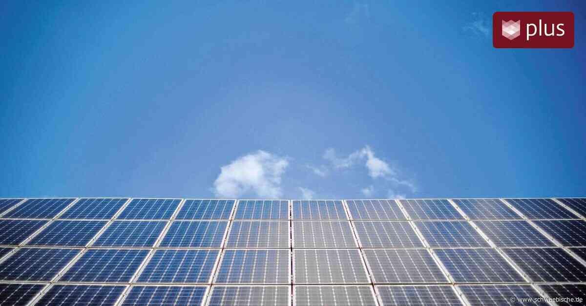 Messkirch investiert in Photovoltaikanlage   schwäbische.de - Schwäbische