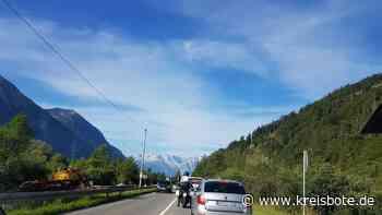 Auerbergtunnel zwischen Eschenlohe und Oberau: Baubeginn Anfang 2021 geplant - Kreisbote