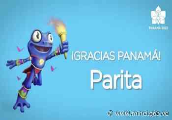 Parita es la mascota oficial para los Juegos Centroamericanos y del Caribe Panamá 2022 - MinCI
