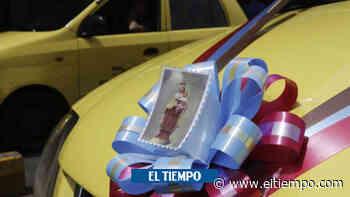 La curiosa campaña contra el covid que involucra a la Virgen en Guamal - El Tiempo