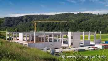 Siegsdorf: NOWOFOL investiert in neue Produktionshalle - Großprojekt trotz Corona Pandemie - chiemgau24.de