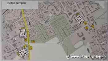 Baustellen in Templin: Neue Umleitungen in Templin werden zur Geduldsprobe | Nordkurier.de - Nordkurier