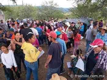 Antorcha promueve nueva colonia popular para apoyar a 500 familias de Jalpa - FresnilloMX
