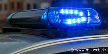 4,18 Promillie: Betrunkener Randalierer greift Polizei in Zeitz an - Mitteldeutsche Zeitung
