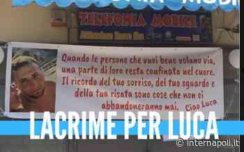 """Casavatore distrutta dal dolore per Luca Orabona: """"Buon viaggio"""" - InterNapoli.it"""