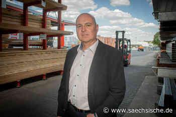 Kamenz: Boom beim Baustoffhändler - Sächsische Zeitung