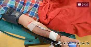 Nächste Blutspende-Aktion in Laichingen ist Ende Juni in der Schwenkmezger-Halle - Schwäbische