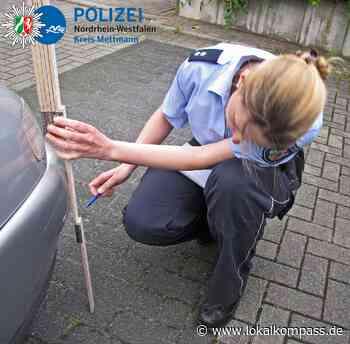 Mazda Am Heidekrug in Hilden beschädigt: Fahrer flüchtet - Hilden - Lokalkompass.de