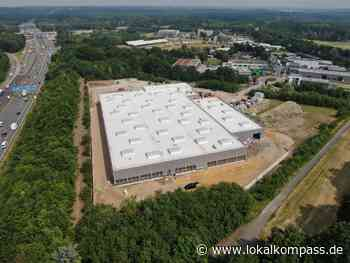 247TailorSteel: Bau neuer Produktionsstätte in Hilden geht gut voran: Einzug im dritten Quartal - Hilden - Lokalkompass.de