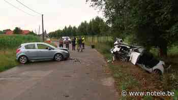 Grave accident entre deux voitures à la rue de Chauny à Cordes - Notélé