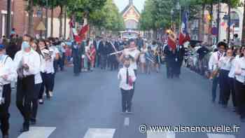 Festivités tout feu tout flamme pour le 14-Juillet à Chauny - L'Aisne Nouvelle