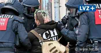 Nach AfD-Demo und Protest in Altenburg: Polizei ermittelt wegen Straftaten gegen Demonstranten - Leipziger Volkszeitung