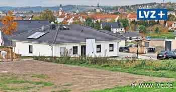 Bauland gefragt: Wo finden Eigenheimbauer in der Region Döbeln und Altenburg noch Platz? - Leipziger Volkszeitung
