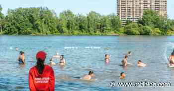 Montreal's Verdun Beach Is Officially Open But You Can Only Stay For 45 Minutes - MTL Blog