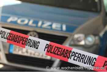 Raubüberfall in Marnheim: Tankstelle überfallen - Täter auf der Flucht - Wochenblatt-Reporter