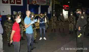 Piedecuesta será militarizada el puente festivo - Caracol Radio