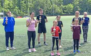 Sportlerehrung bei der Langenberger SG: Viele Erfolge des Taekwondo-Teams in 2019 - Velbert-Langenberg - Lokalkompass.de