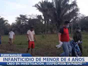 Consternación en Rurrenabaque, una madre arrancó el corazón a su hijo - La Razón (Bolivia)
