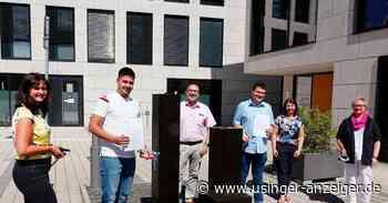 Verwaltungsazubis feiern in Neu-Anspach - Usinger Anzeiger