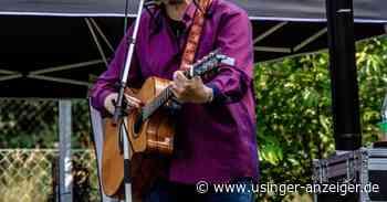 Irish Folk-Sänger Paddy Schmidt in Neu-Anspach - Usinger Anzeiger