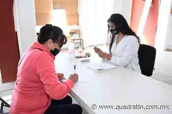 Reciben apoyos de Vende Más microempresarios de Zacapu - Quadratín Michoacán