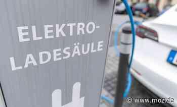 E-Autos: Gosen-Neu Zittau hadert mit öffentlicher Ladestation - Märkische Onlinezeitung