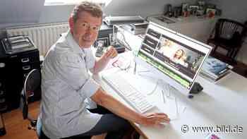 Meerbusch: Klaus Gengnagel macht die Untertitel der Hollywood-Stars - BILD