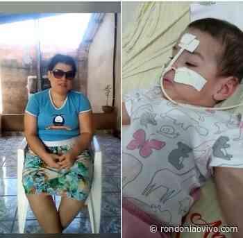 PIMENTA BUENO: Família cria 'vakinha' para ajudar criança que precisa fazer cirurgia - Rondoniaovivo