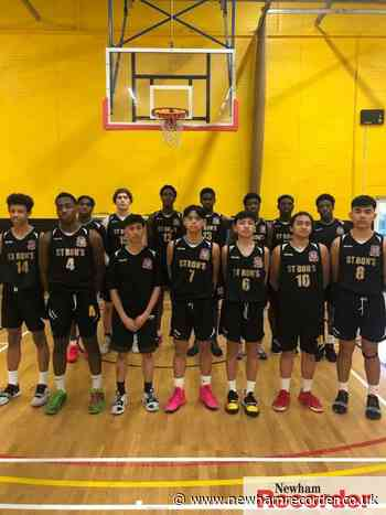 St Bonaventure's School pupils net national basketball double as co-champions in Covid-hit tournament - Newham Recorder