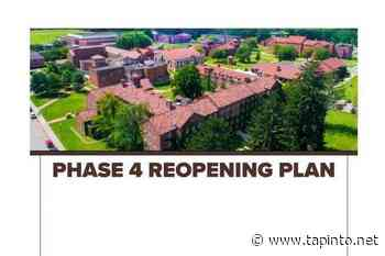 St. Bonaventure Releases Fall Reopening Plan - TAPinto.net