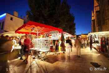 Jusqu'au 31 août à Saint-Gilles-Croix-de-Vie, le marché nocturne fait son retour estival - Le Courrier Vendéen